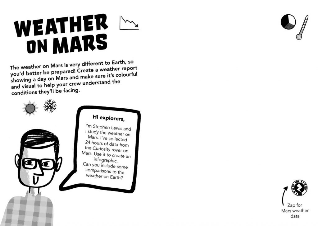 Mission Mars Diary Free Primary Science Resources for Key Stage 2