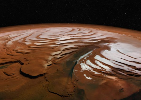 Is Mars's soil really red?
