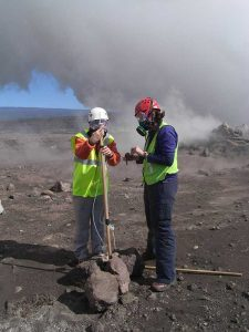 volcanologist tamsin mather mars diary